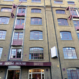 New Loom House for Dolta (UK) Ltd